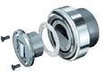 WINKEL Bearing with combined bolt