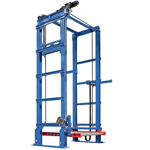 Four pillar lifter load capacity 1-20 t