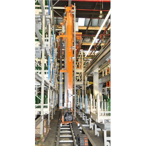 WINKEL PUMA SR Machines are economical designed and built systems for load capacities from 0 · 1 to 5t.