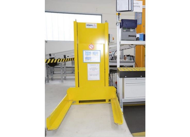 WINKEL box Assembly lifter