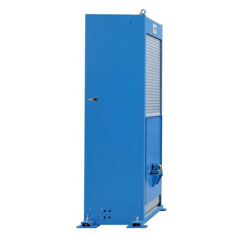Lift and turning unit ·  for welding operations ·  load capacity: 7000 kg ·  stroke: 1000 mm ·  turning: ± 110°