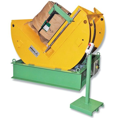Type C 5 W  ·  Technical characteristics: Load capacity: 5 · 000 kg  ·  Coil Φ: 1 · 600 mm  ·  Coil length: 1 · 200 mm  ·  Special versions on request