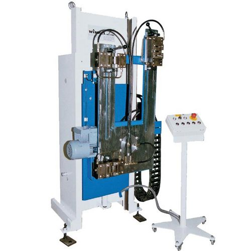 Lift and turning unit MHD 300 ·  lifting unit with hidraulical rotator for assembly or welding application ·  lifting unit 360° rotator for assembling or welding lines  · load capacity : 300 kg