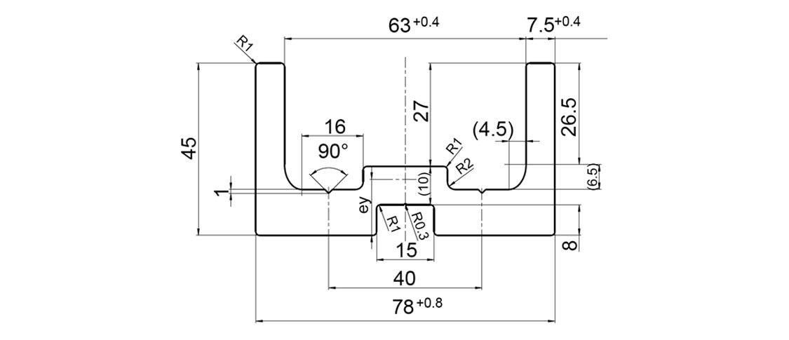 WINKEL   U-Aluminium Profile SD + SILENT / SD + FORCE on