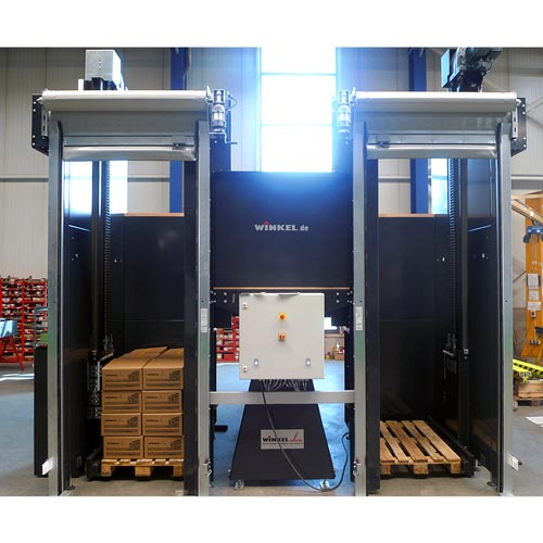 WINKEL Depalletizing station W-DP2-1500