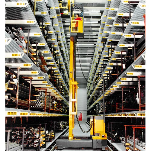 WINKEL lift masts with a unique type variety (20.000 different styles) · long service life · convincing technic · optimum free-sight · high standard of security